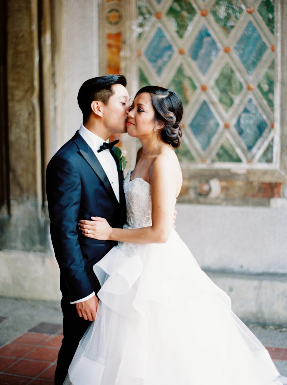 New York City Wedding | The Boat House Wedding Reception | Central Park Wedding Photographer | Calgary Wedding Photographers | Church Wedding