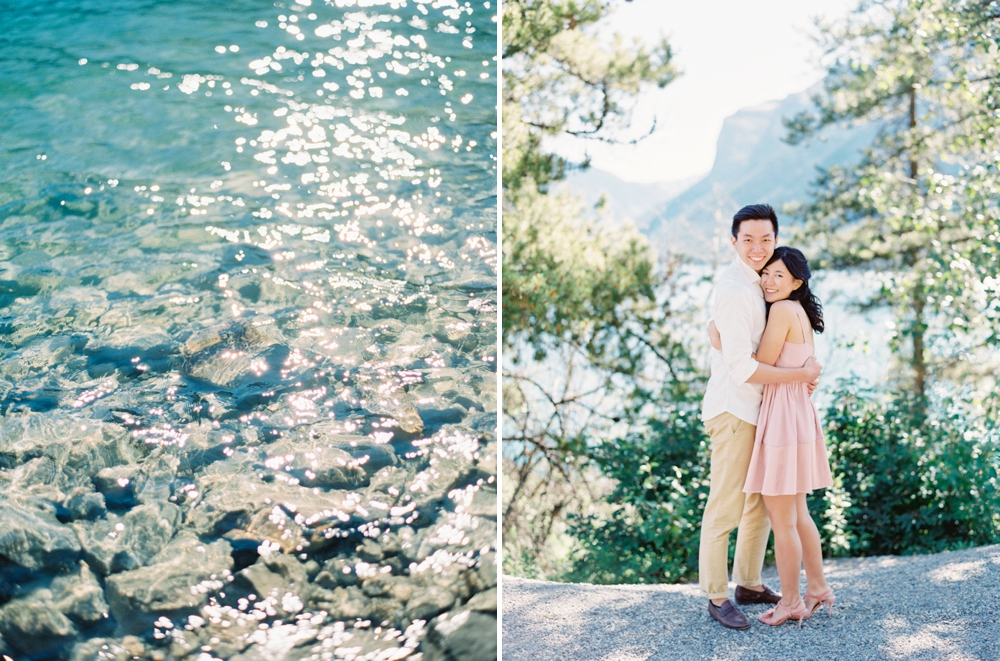 Calgary wedding photographers | Banff engagement photography | Lake Louise engagement session | mountains | rocky mountain wedding | vacation photography