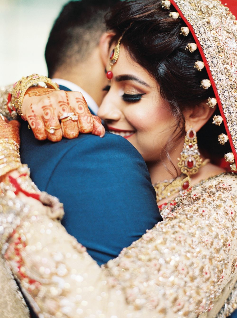 Calgary Wedding Photographer | Pakistani Wedding | The Bay Building Downtown | Sait Parkade