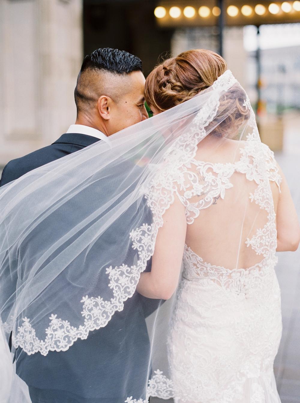 Calgary Wedding Photographer | Fairmont Hotel Macdonald Wedding | J'adore Weddings & Events Design | Edmonton Photography | Fine Art Film Wedding Photographer
