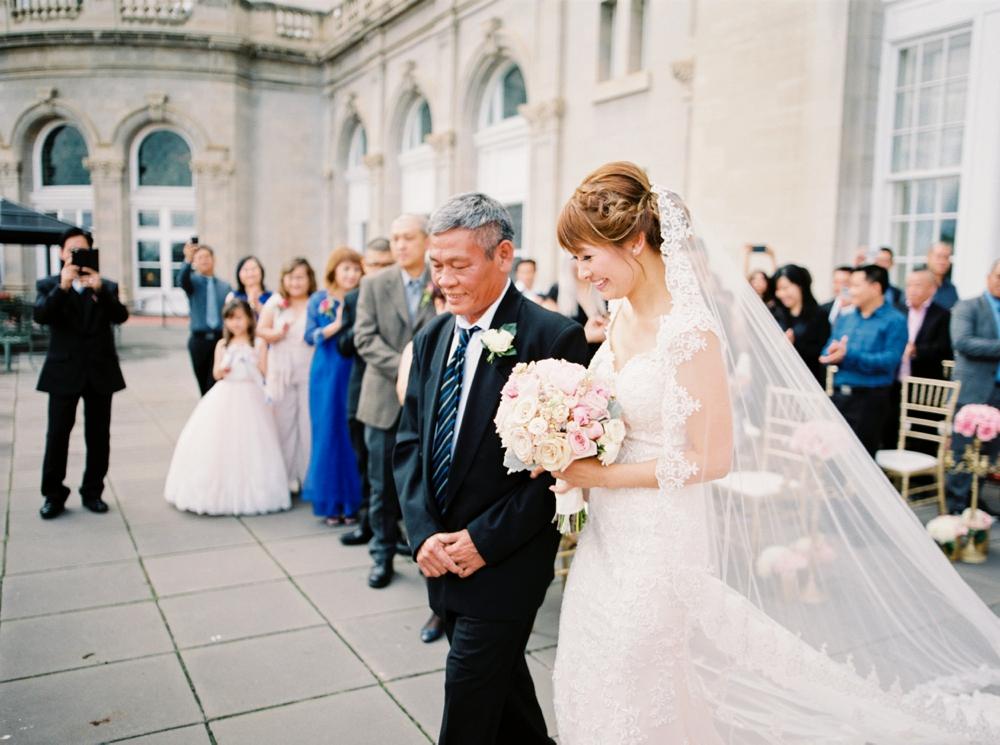 Calgary Wedding Photographer | Fairmont Hotel Macdonald Wedding | J'adore Weddings & Events Design | Edmonton Photography | Fine Art Film Wedding Photographer | Edmonton River Valley Ceremony