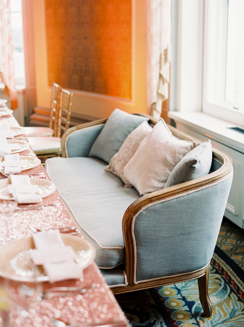 Calgary Wedding Photographer | Fairmont Hotel Macdonald Wedding | J'adore Weddings & Events Design | Edmonton Photography | Fine Art Film Wedding Photographer | Wedgewood room elegant reception decor