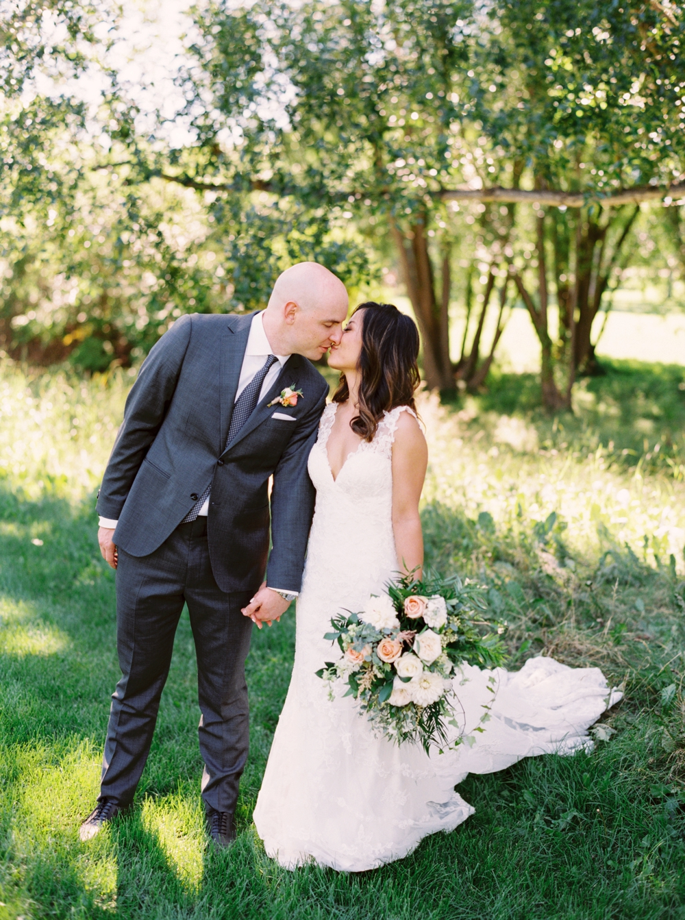 Calgary Wedding Photographers | Meadow Muse Wedding | Tent Wedding Calgary | Fine Art Film Wedding Photography | Alberta Photographer