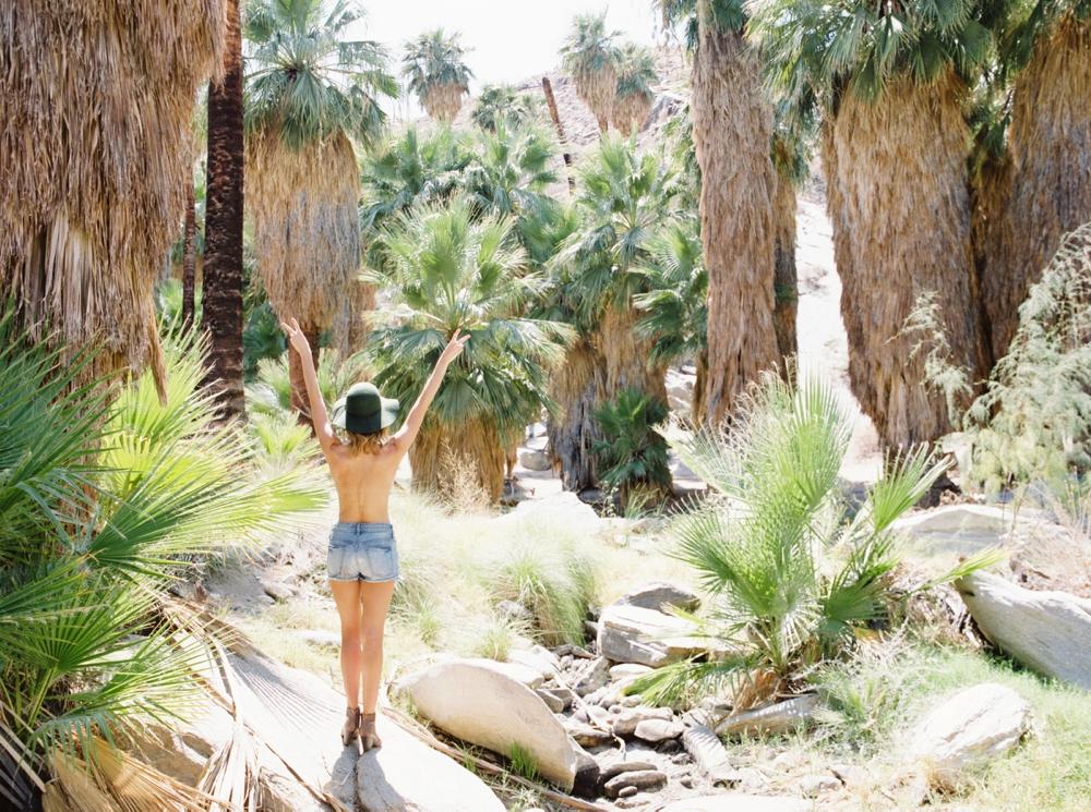 Calgary Wedding Photographer   Palm Springs Photography   Indian Canyons   Tourism Board   Fashion Blogger Life Set Sail