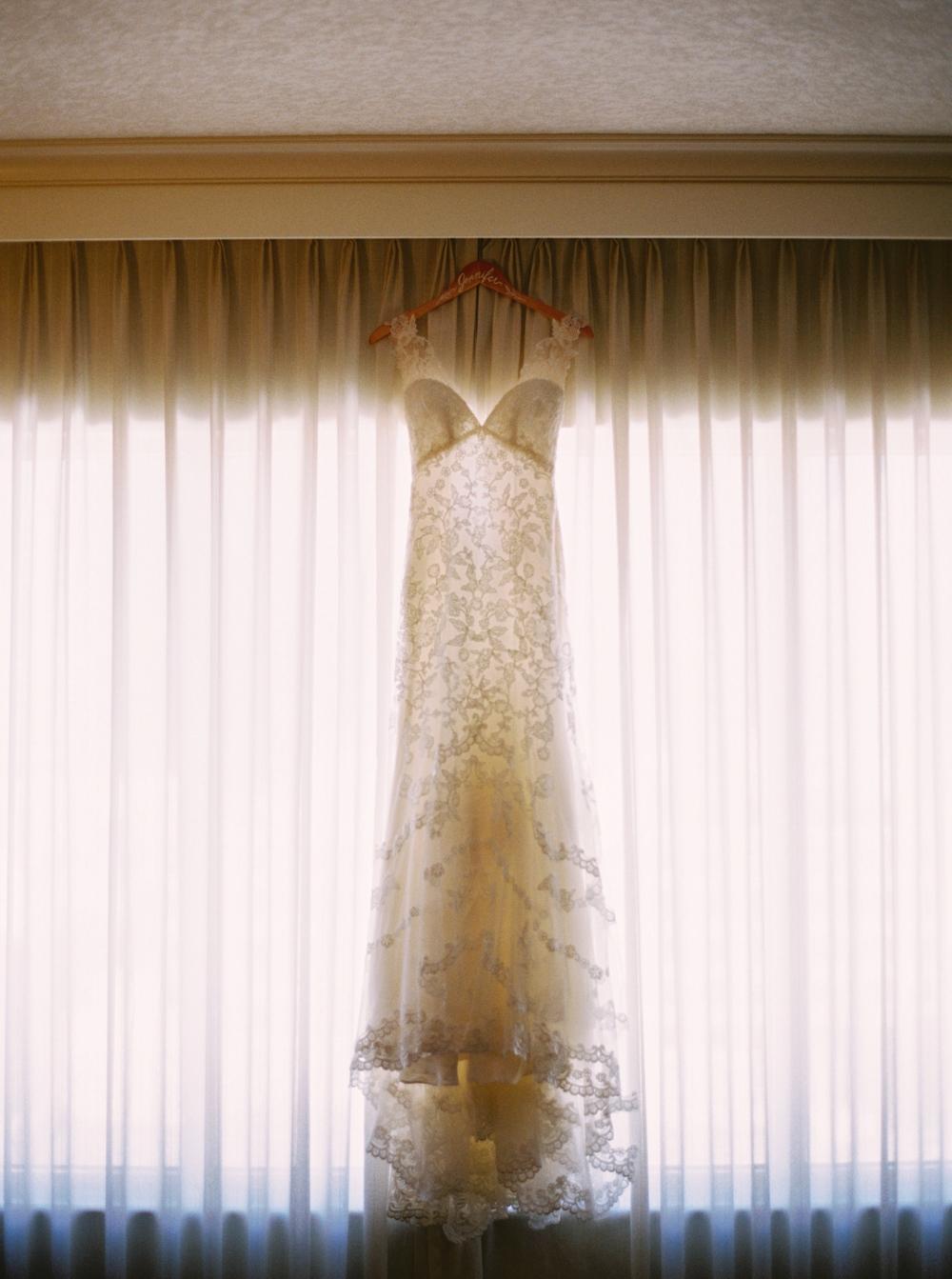 Calgary Wedding Photographer | Meadow Muse Pavilion Wedding | Canmore Photographers | Wedding Dress