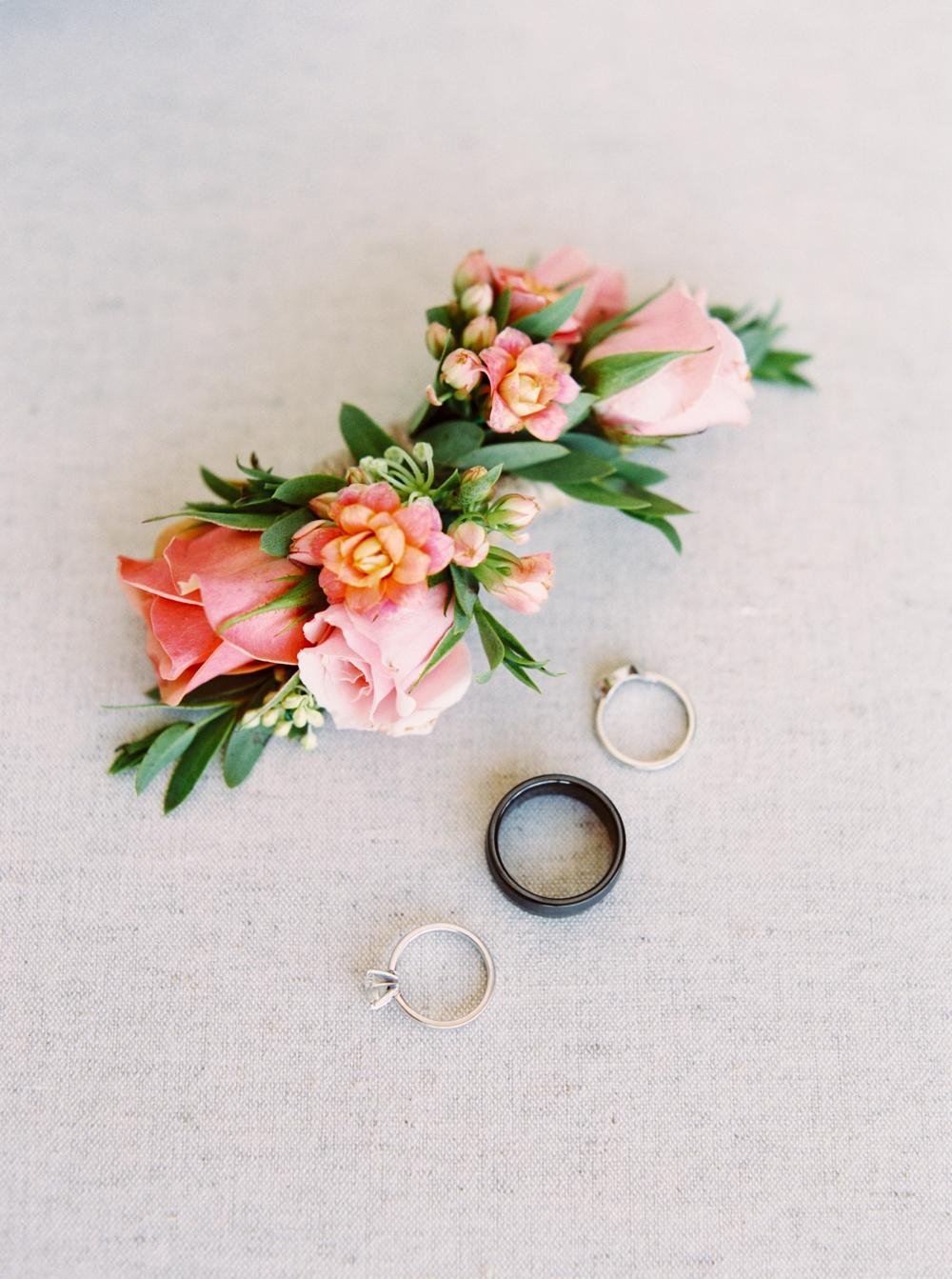 Calgary Wedding Photographer | Meadow Muse Pavilion Wedding | Canmore Photographers | wedding rings