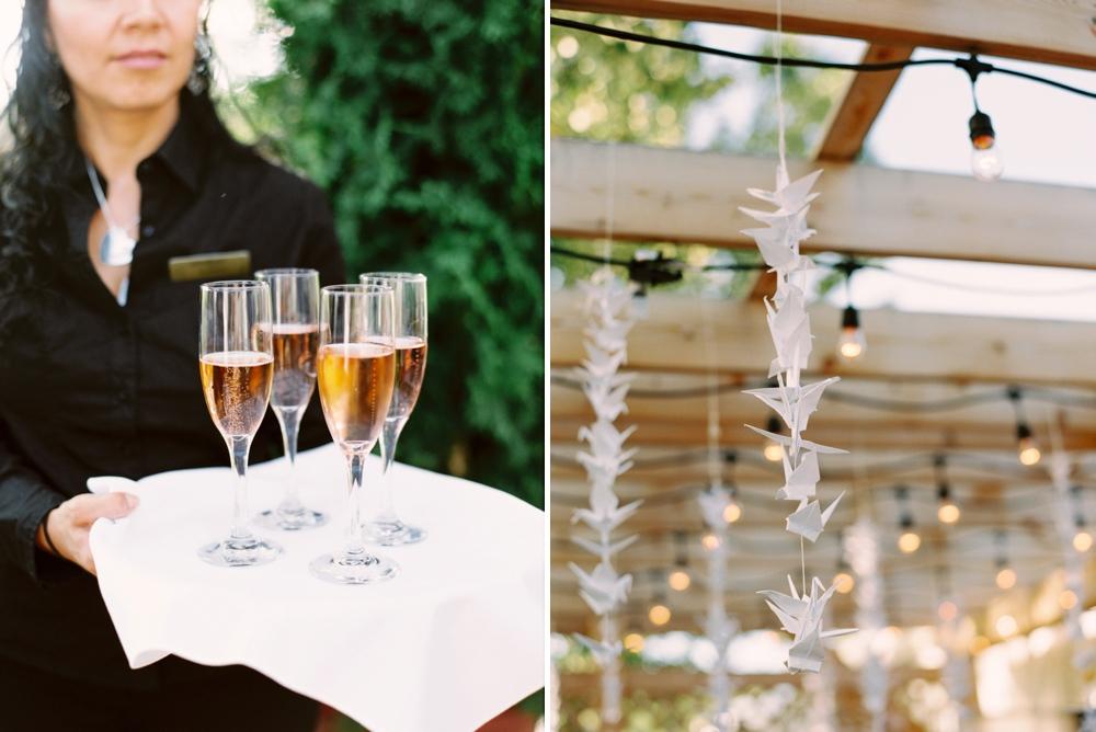 Calgary Wedding Photographer | Meadow Muse Pavilion Wedding | Canmore Photographers | Fish Creek Park | cocktails