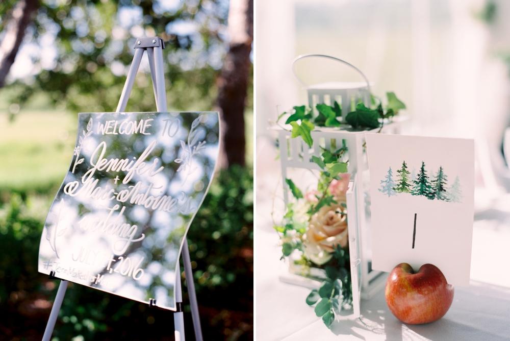 Calgary Wedding Photographer | Meadow Muse Pavilion Wedding | Canmore Photographers | Fish Creek Park | wedding decor
