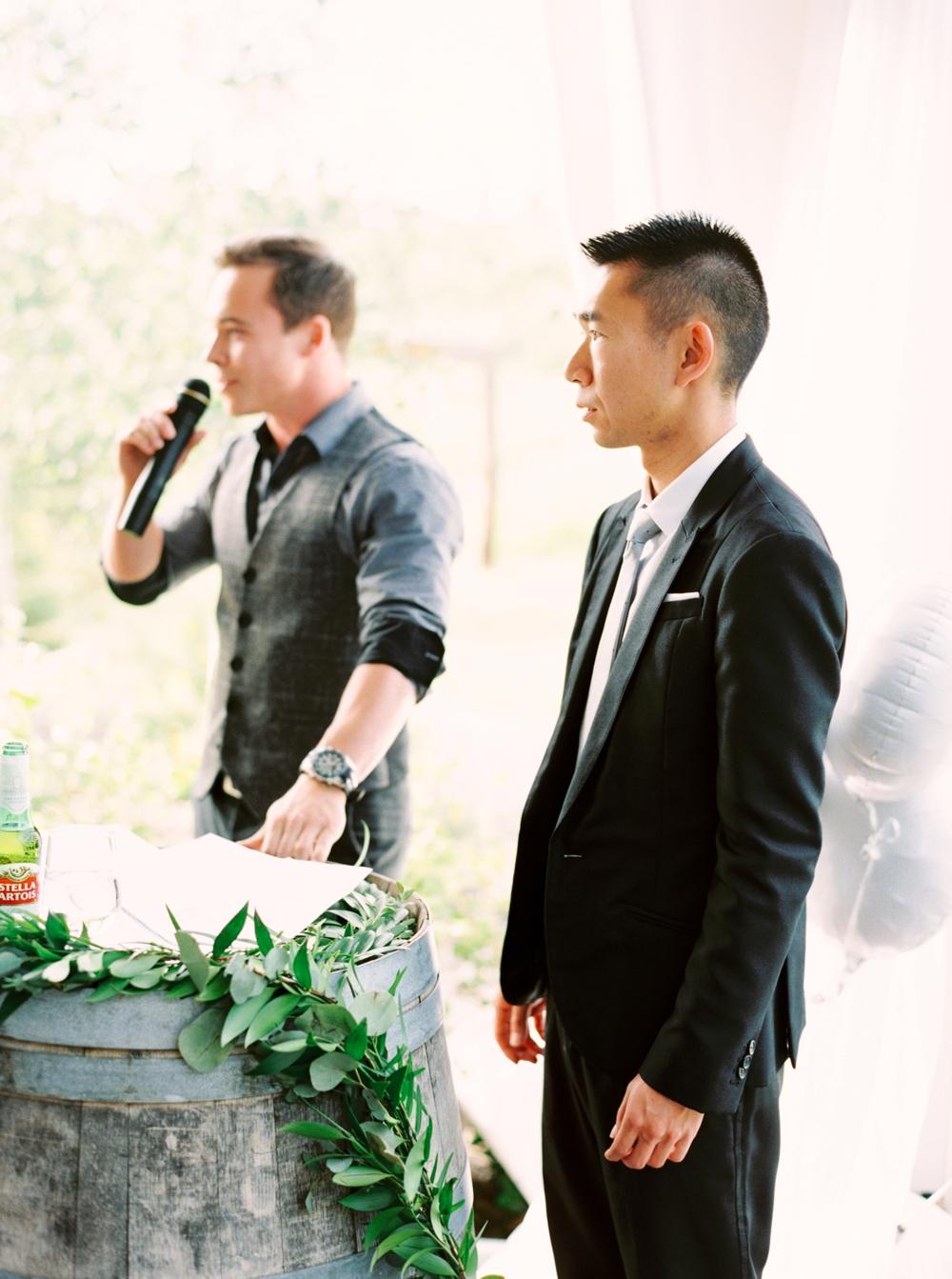 Calgary Wedding Photographer | Meadow Muse Pavilion Wedding | Canmore Photographers | Fish Creek Park Tent Wedding