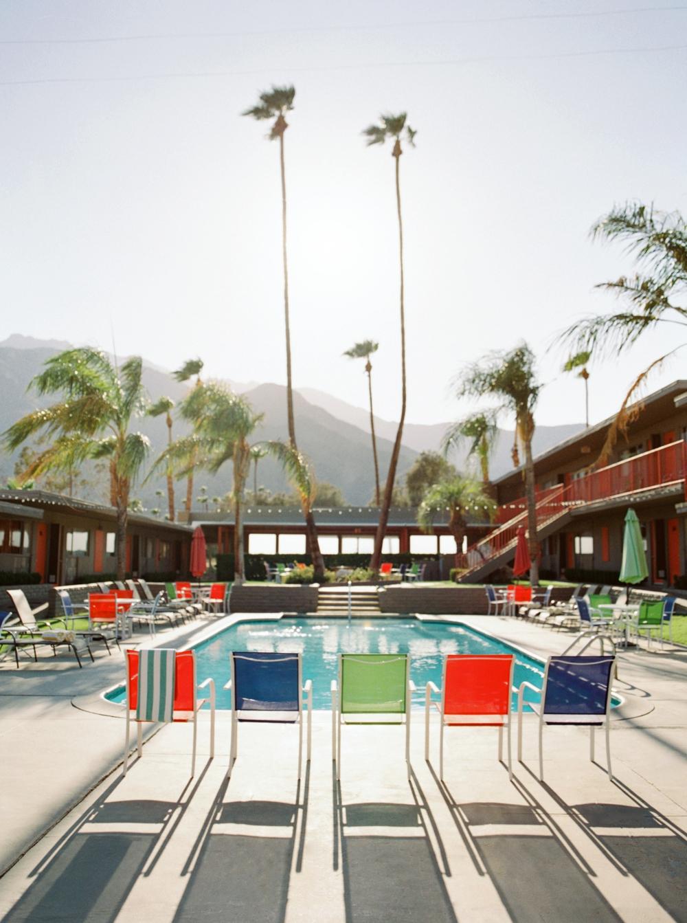 Skylark Hotel Palm Springs   California Photographer   Calgary Commercial and Advertising Photography   Hotel Photographers