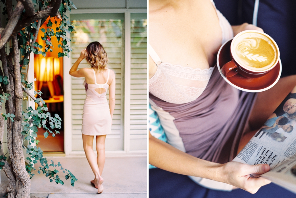 Life Set Sail Calgary Fashion & Lifestyle Blogger | Calgary Wedding Photographers | Fortnight at The Parker Palm Springs