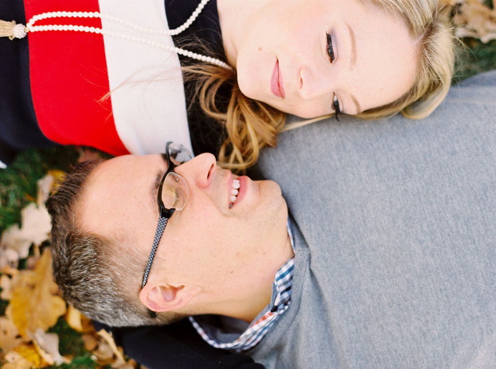 Calgary Engagement Session | Fall Engagement Photography | Calgary Wedding Photographers