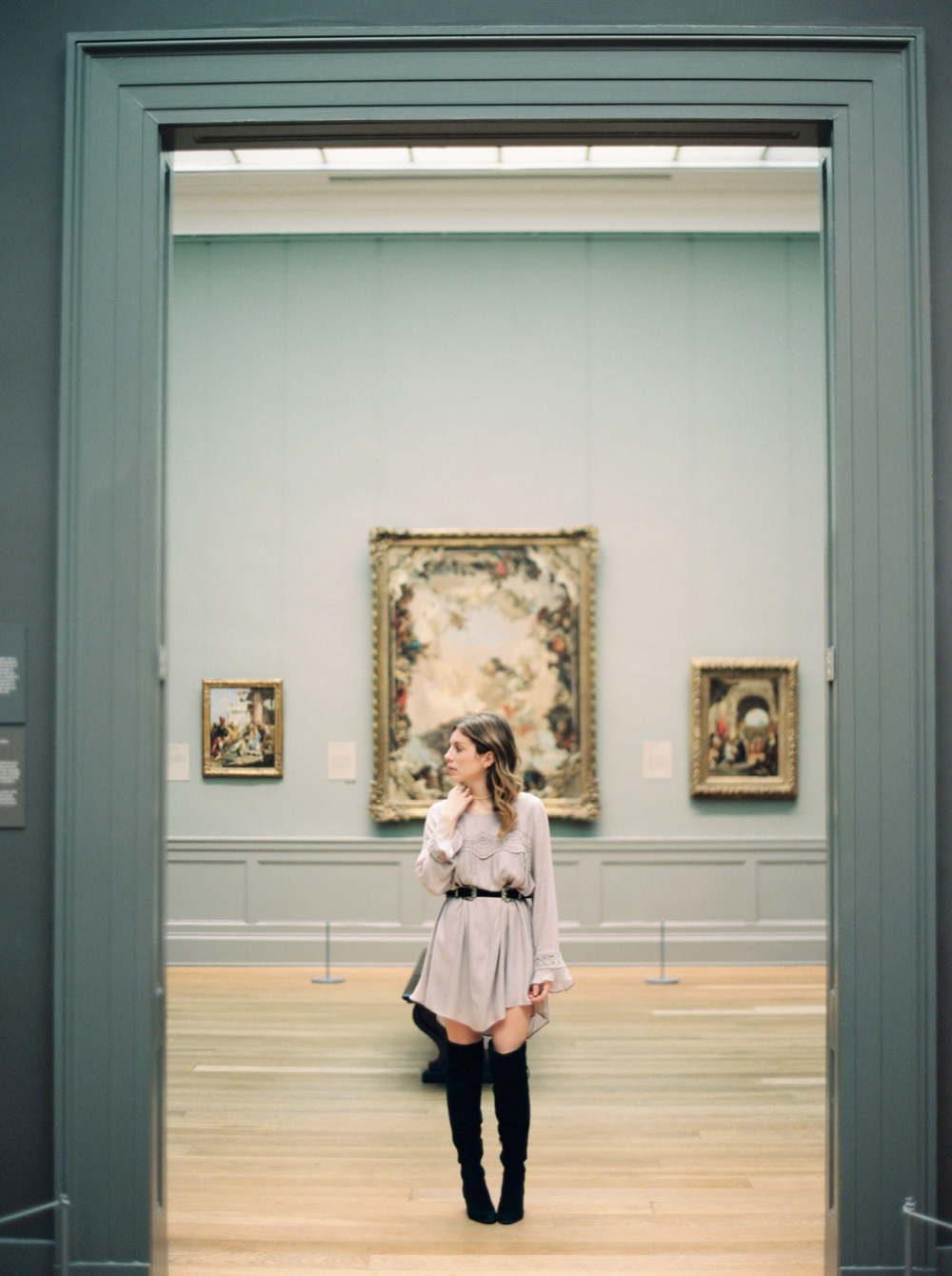 Fashion Blogger | New York City Metropolitan Museum | Justine Milton Photography