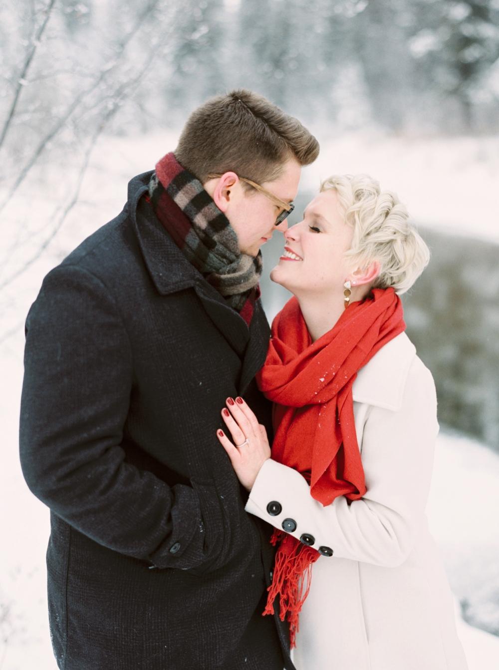 Calgary Wedding Photographers | Griffith Park | Engagement Session | Justine Milton Photography