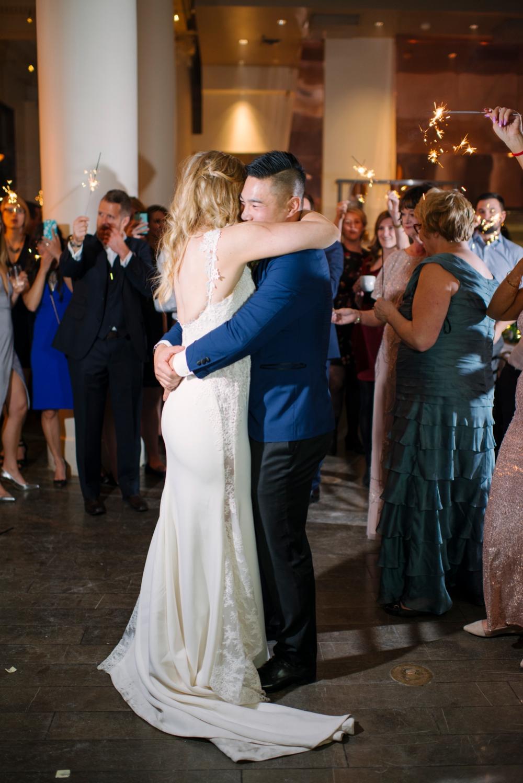 Calgary Wedding Photographers | Teatro Wedding | New Years Eve Wedding | Winter