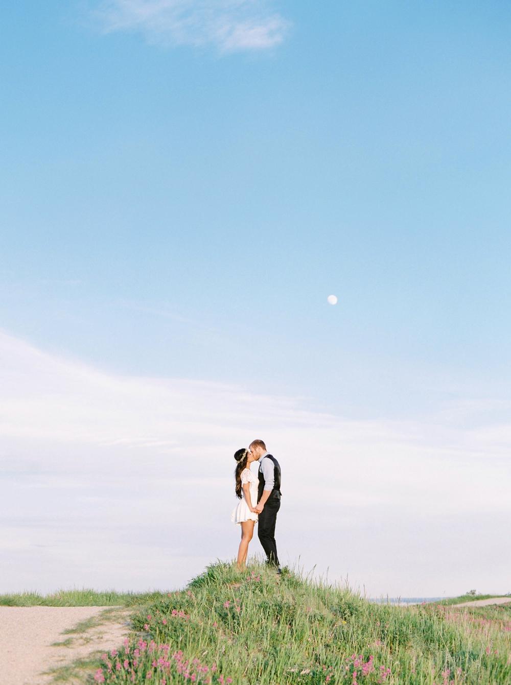 Calgary wedding photographers | calgary engagement photography | destination fine art film wedding photographer