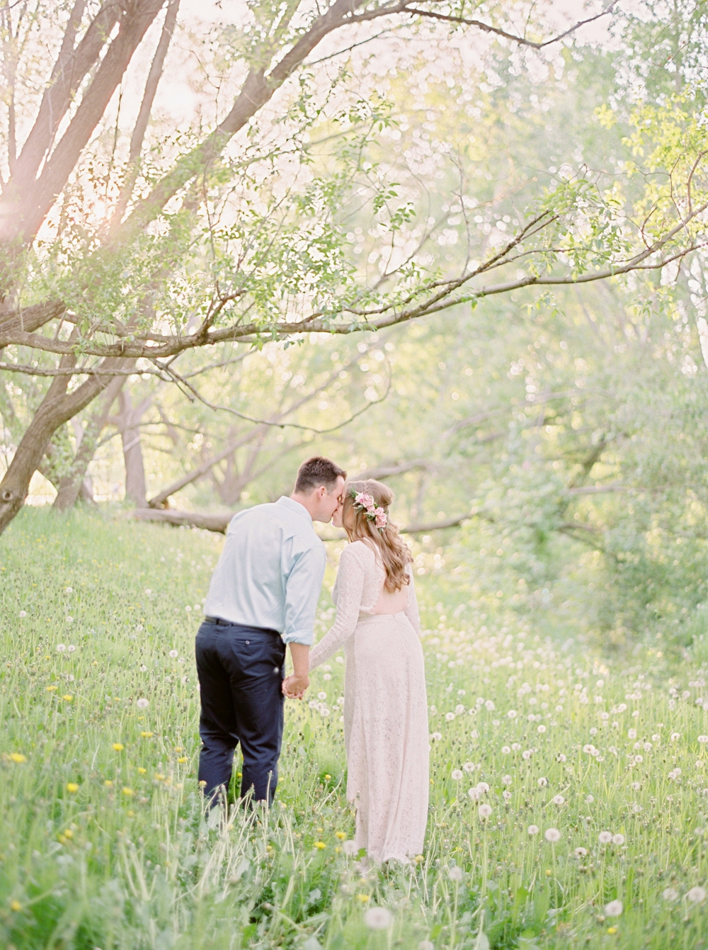 Calgary family photographers | spring maternity session