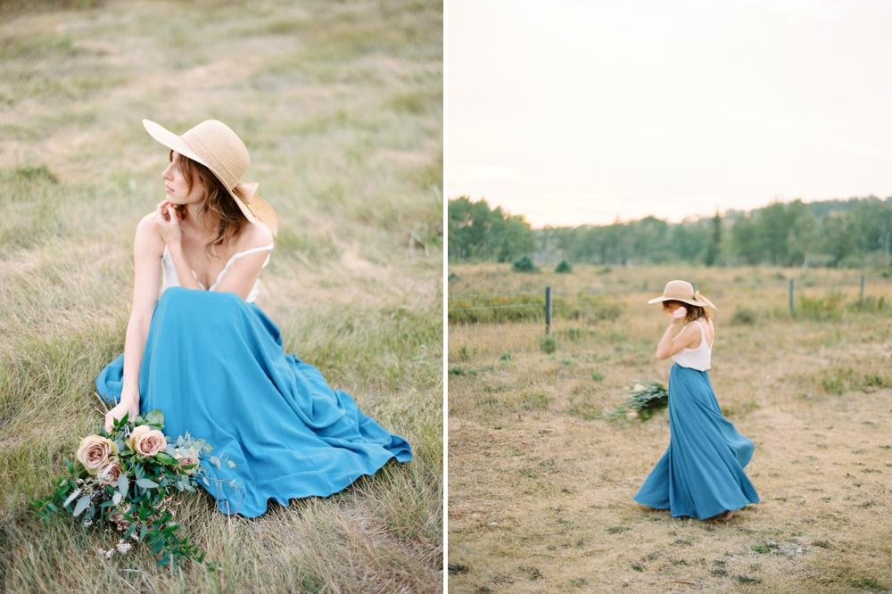 Calgary Wedding Photographer   Bridesmaids outfit dress ideas   Canadian Fashion Blogger Life Set Sail