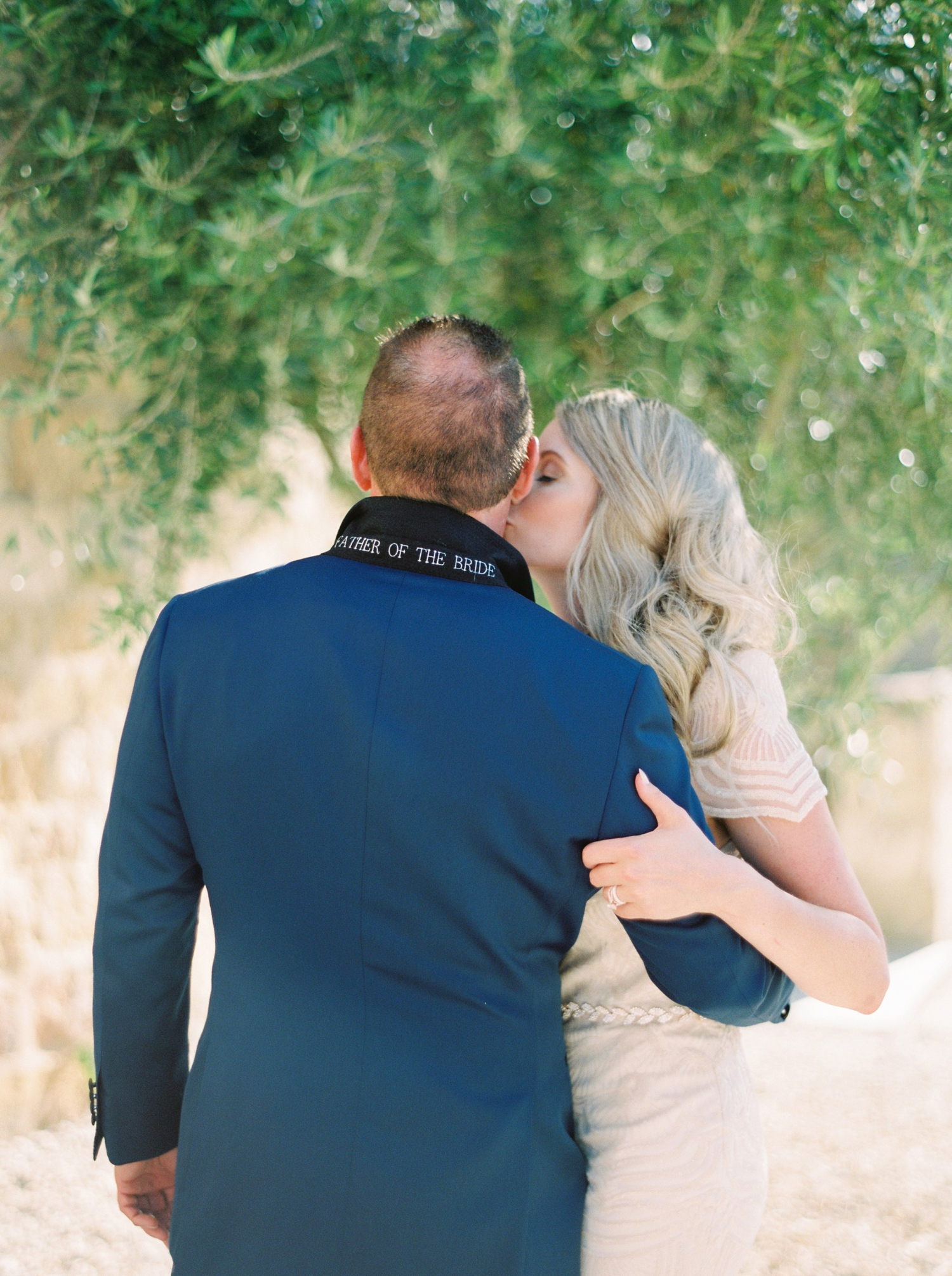 Sunstone Winery and Villa | California Wedding Photographers | Santa Barbara Wedding Photography | Santa Ynez Wedding | Justine Milton Photographer | Fine Art Film | Father of The Bride