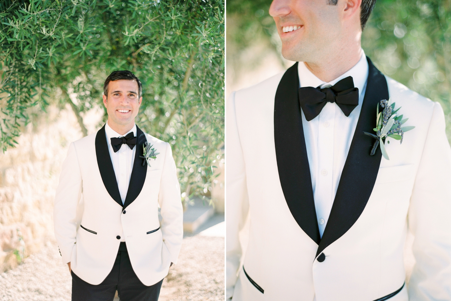 Sunstone Winery and Villa | California Wedding Photographers | Santa Barbara Wedding Photography | Santa Ynez Wedding | Justine Milton Photographer | Fine Art Film | Groom Portraits