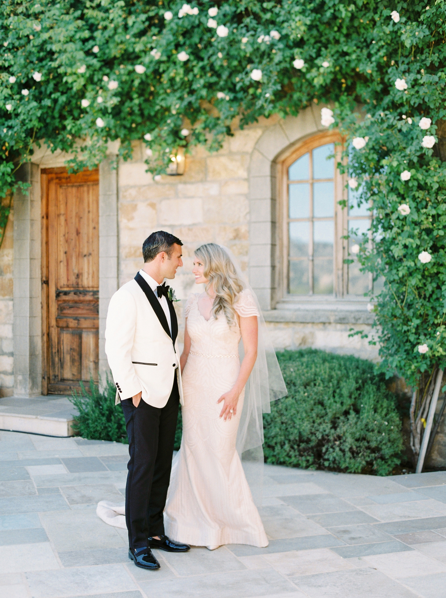 Sunstone Winery and Villa | California Wedding Photographers | Santa Barbara Wedding Photography | Santa Ynez Wedding | Justine Milton Photographer | Fine Art Film | Bride and Groom Portraits