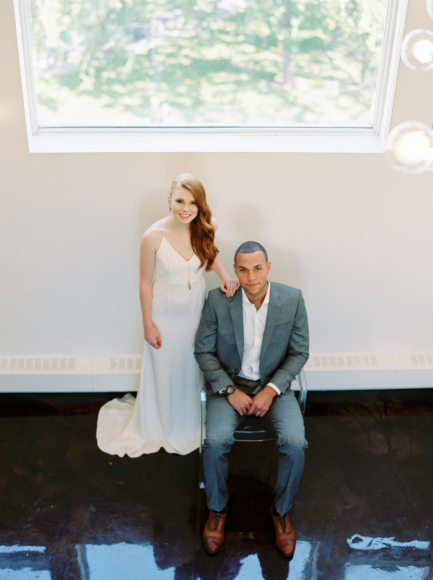 Calgary Wedding Photographers   Dote Magazine Wedding Editorial   Pearl & Dot Pick Up Parlour