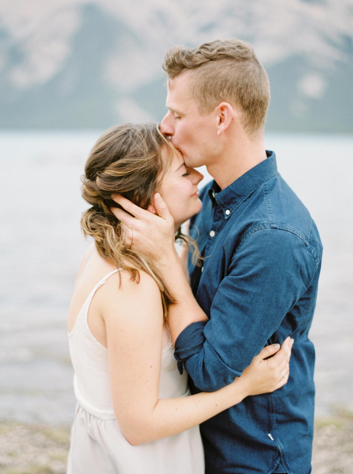 Banff Engagement Photographers | Banff Proposal Photography | Justine Milton