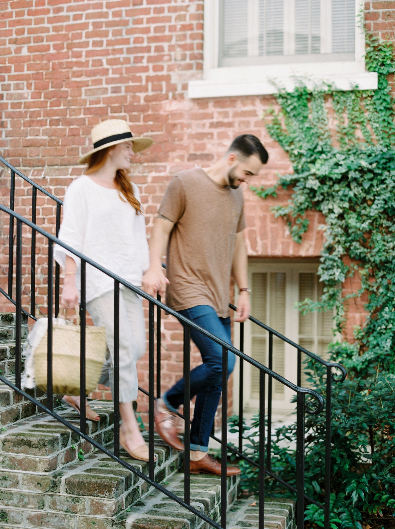 Charleston wedding photographers | charleston anniversary | Justine Milton fine art film Photography | south carolina anniversary | couple