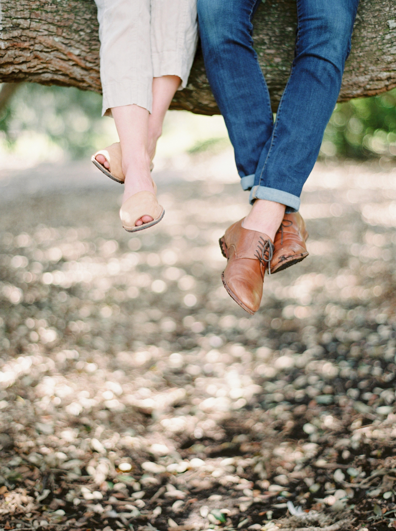 on wedding photographers | charleston anniversary | Justine Milton fine art film Photography | south carolina anniversary | fine art film photography | shoes