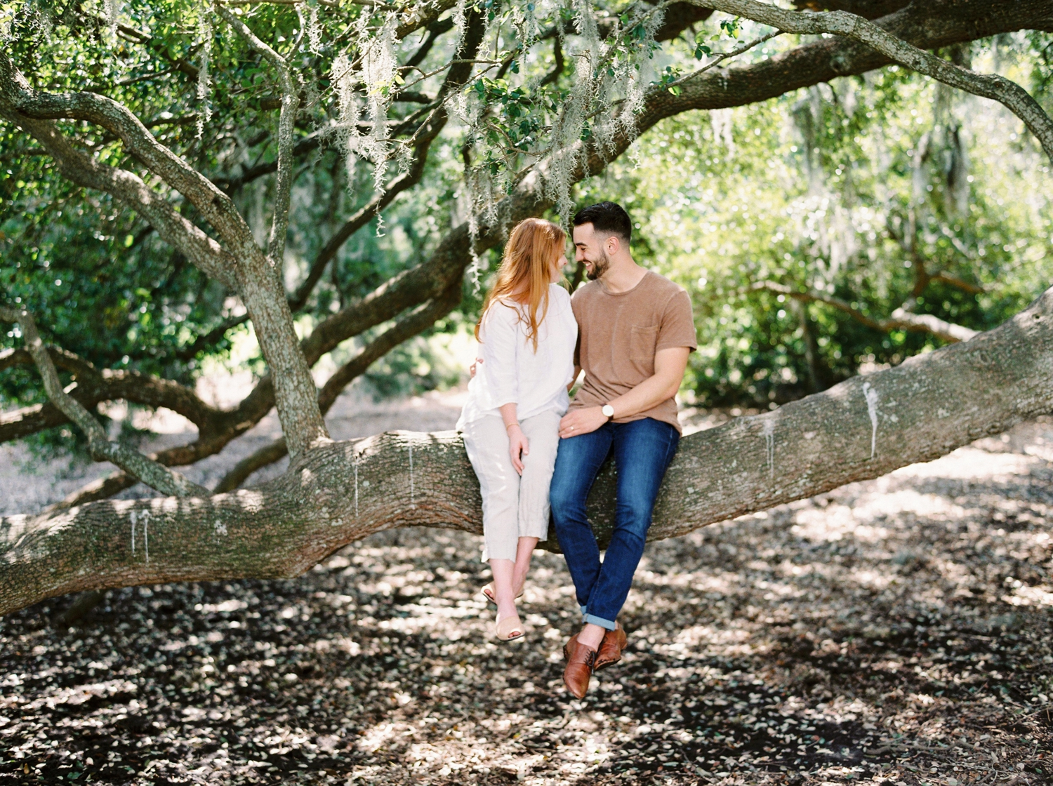 on wedding photographers | charleston anniversary | Justine Milton fine art film Photography | south carolina anniversary | fine art film photography | couple