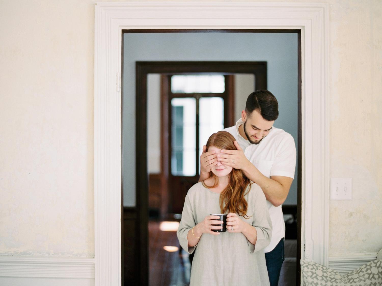 Charleston wedding photographer | anniversary session | fine art film photography | Calgary Wedding Photographers | Calgary couples photographer | Justine Milton Photography | couple |