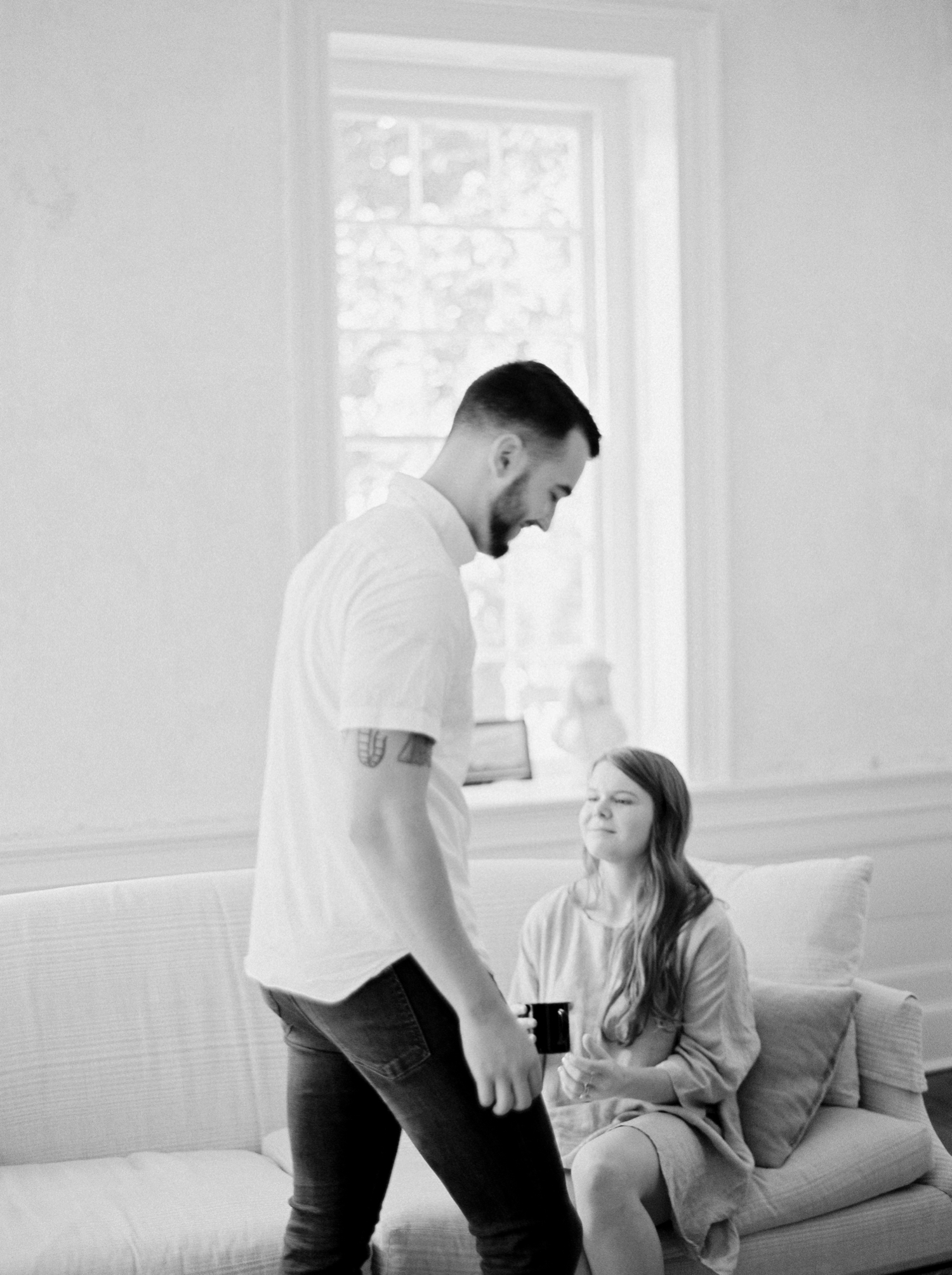 Charleston wedding photographer | anniversary session | fine art film photography | Calgary Wedding Photographers | Calgary couples photographer | Justine Milton Photography | couple |