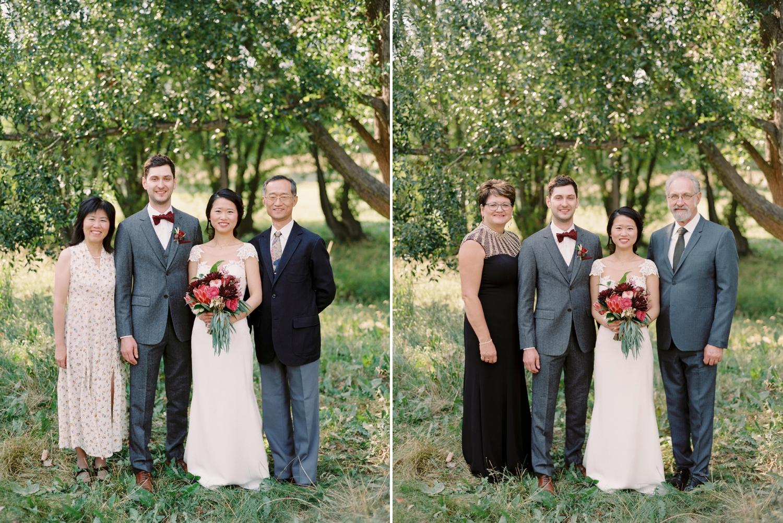 Calgary wedding photographer | fine art film photography | Calgary Wedding Photographers | Calgary couples photographer | Justine Milton Photography | outdoor photographer | family portrait