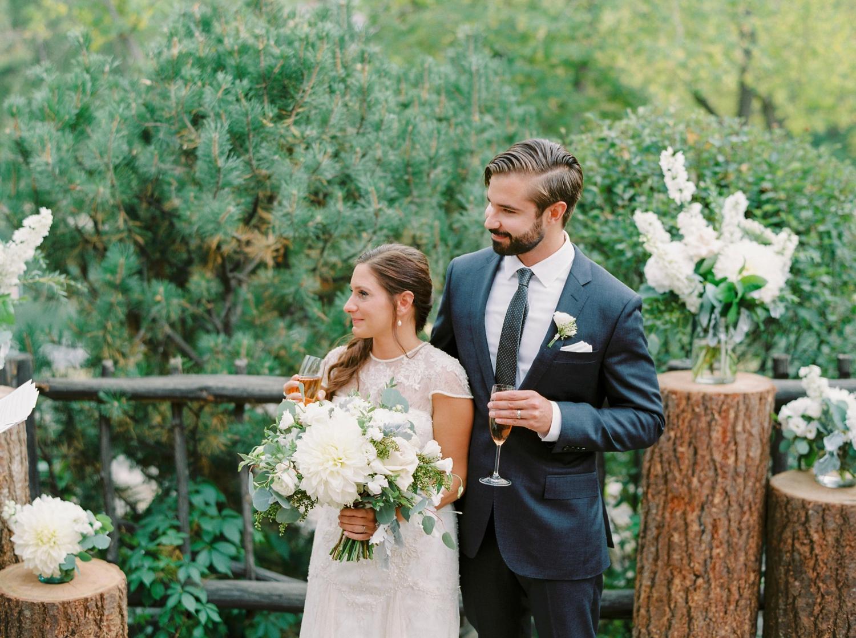 Calgary wedding photographers | fine art film | Justine Milton Photography | wedding inspiration | wedding chairs | wedding flowers | wedding ceremony | bride and groom | wedding ceremony