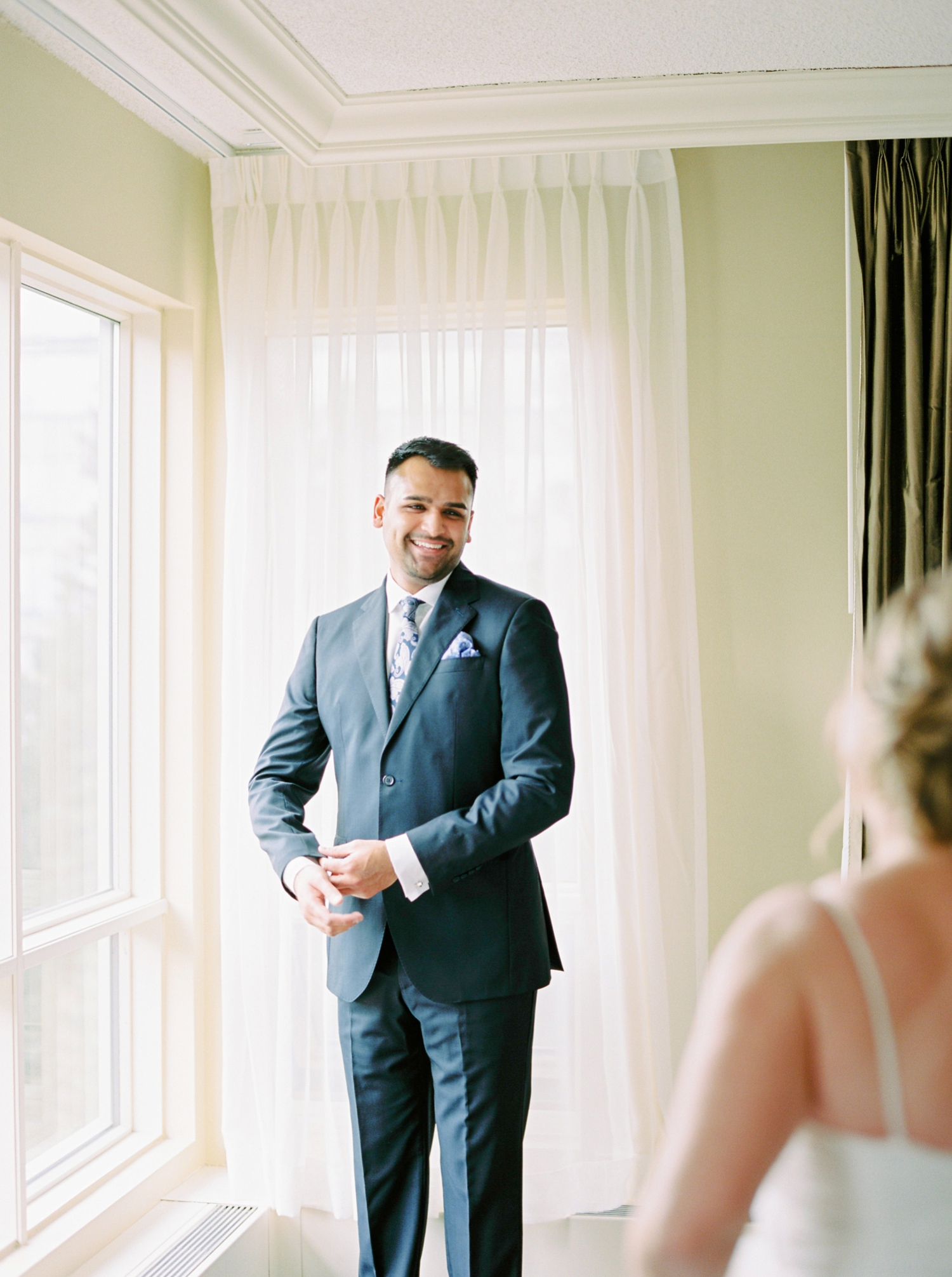 Calgary wedding photographers | banff wedding photographers | fine art film | Justine Milton Photography | wedding vows | elopement photographers