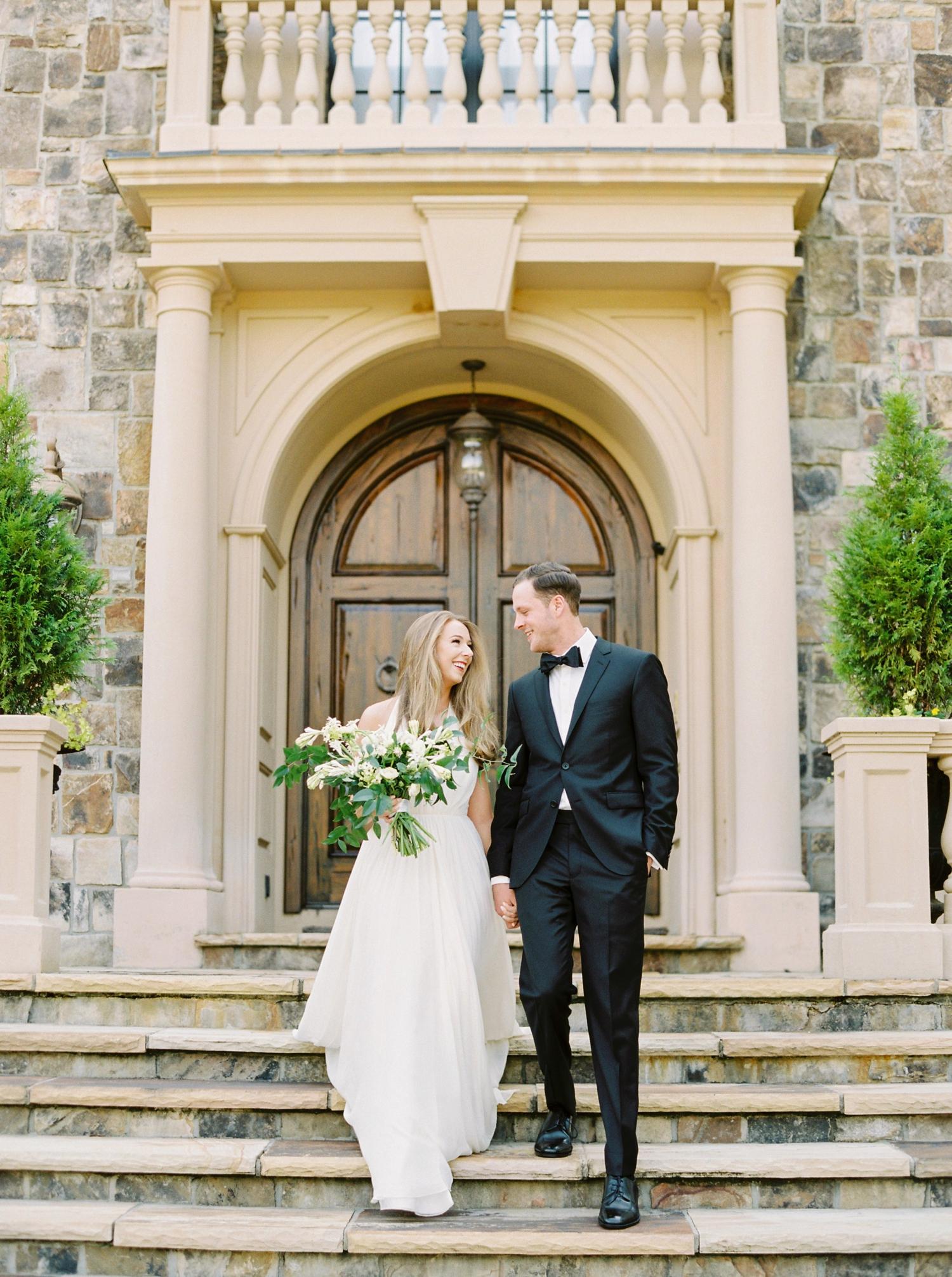 Calgary wedding photographers | georgia wedding photographers | fine art film | Justine Milton Photography | wedding details | georgia wedding | bouquet