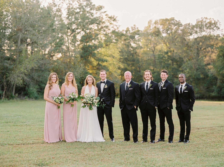 Calgary wedding photographers | georgia wedding photographers | fine art film | Justine Milton Photography | georgia wedding | bridesmaids | groomsmen
