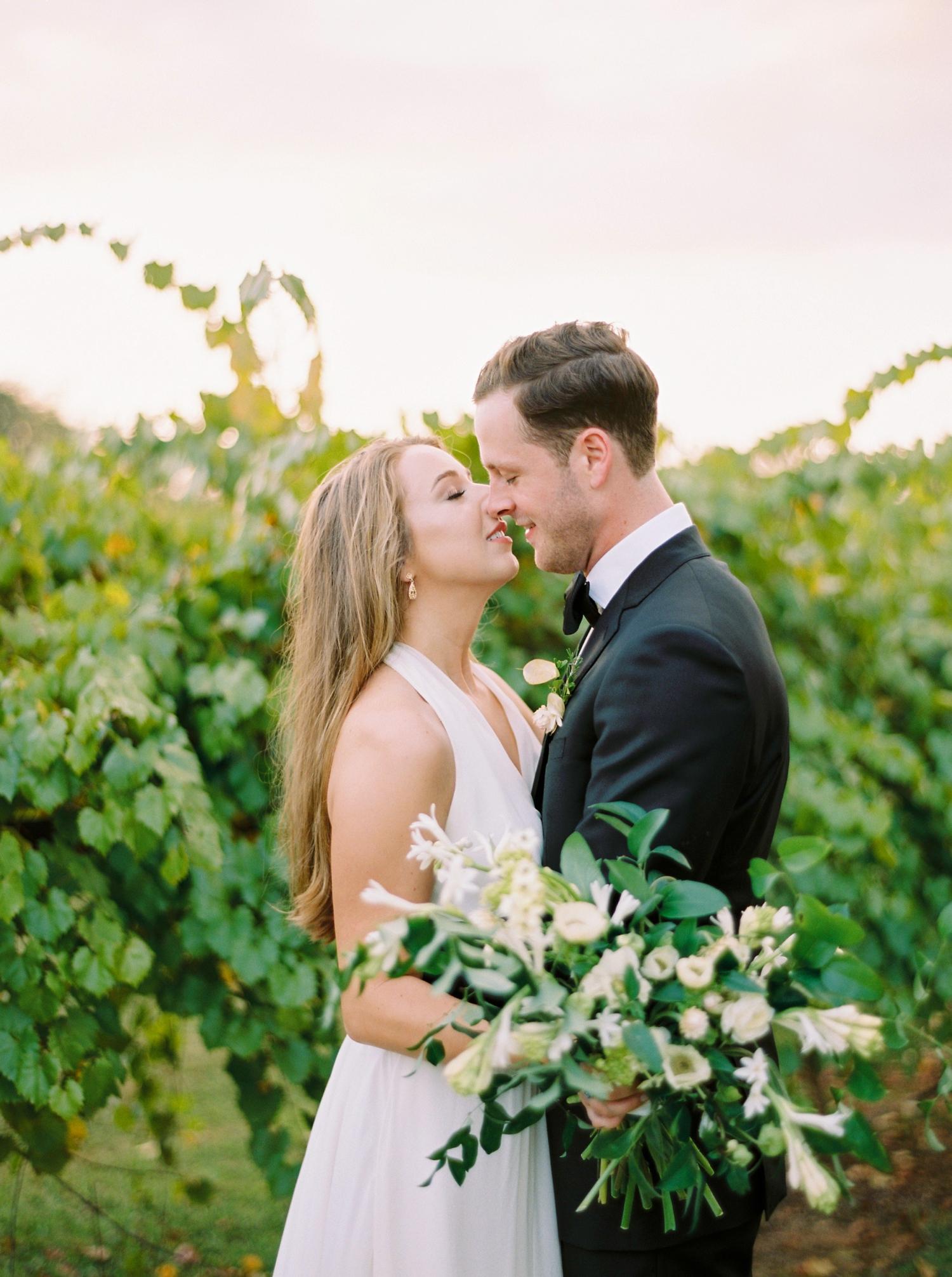 Calgary wedding photographers | georgia wedding photographers | fine art film | Justine Milton Photography | georgia wedding | bride and groom portraits | bouquet | pastel wedding inspiration