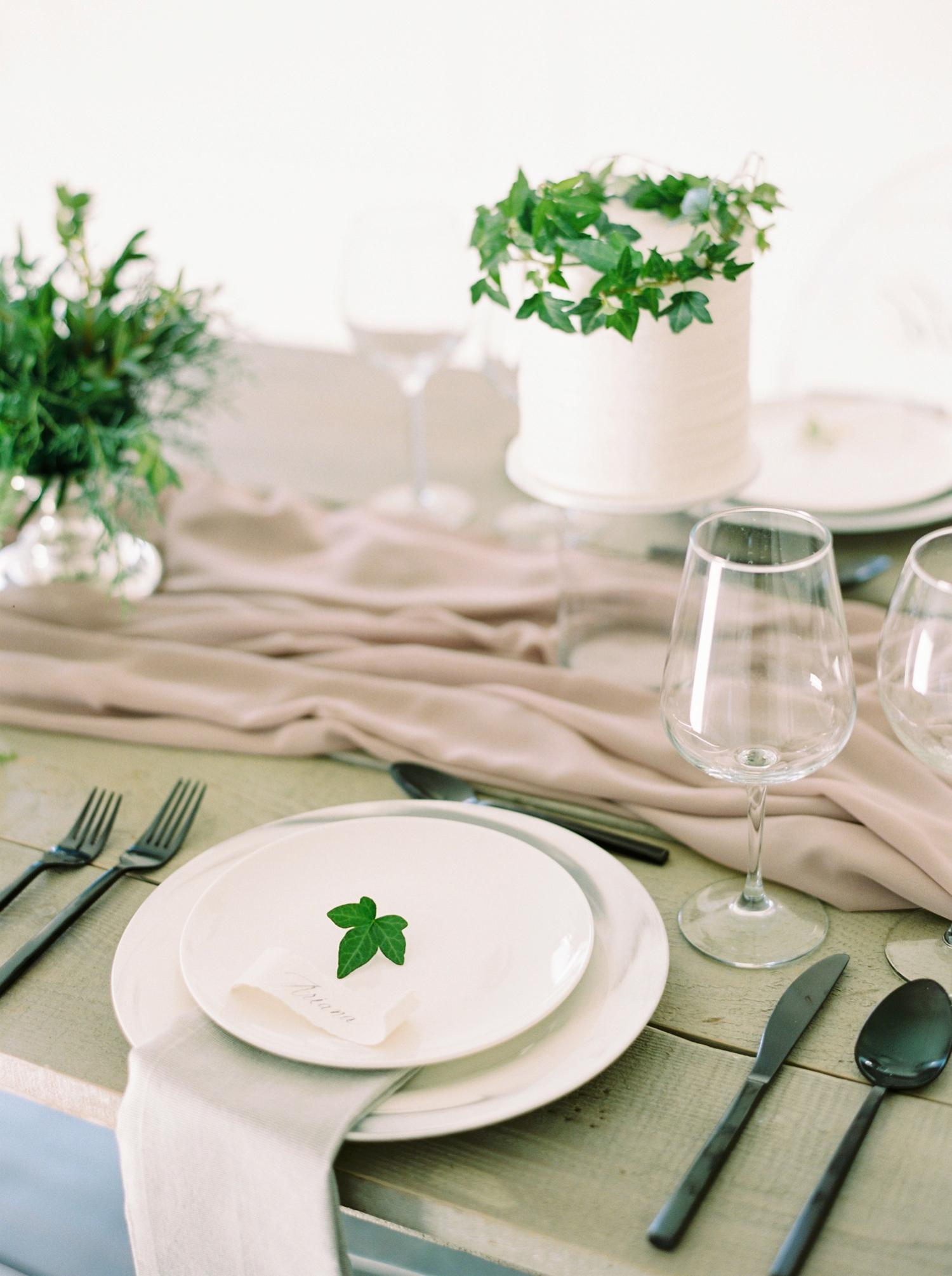Calgary wedding photographers | fine art film | Justine Milton Photography | wedding details | editorial | wedding inspiration | wedding reception | wedding plates