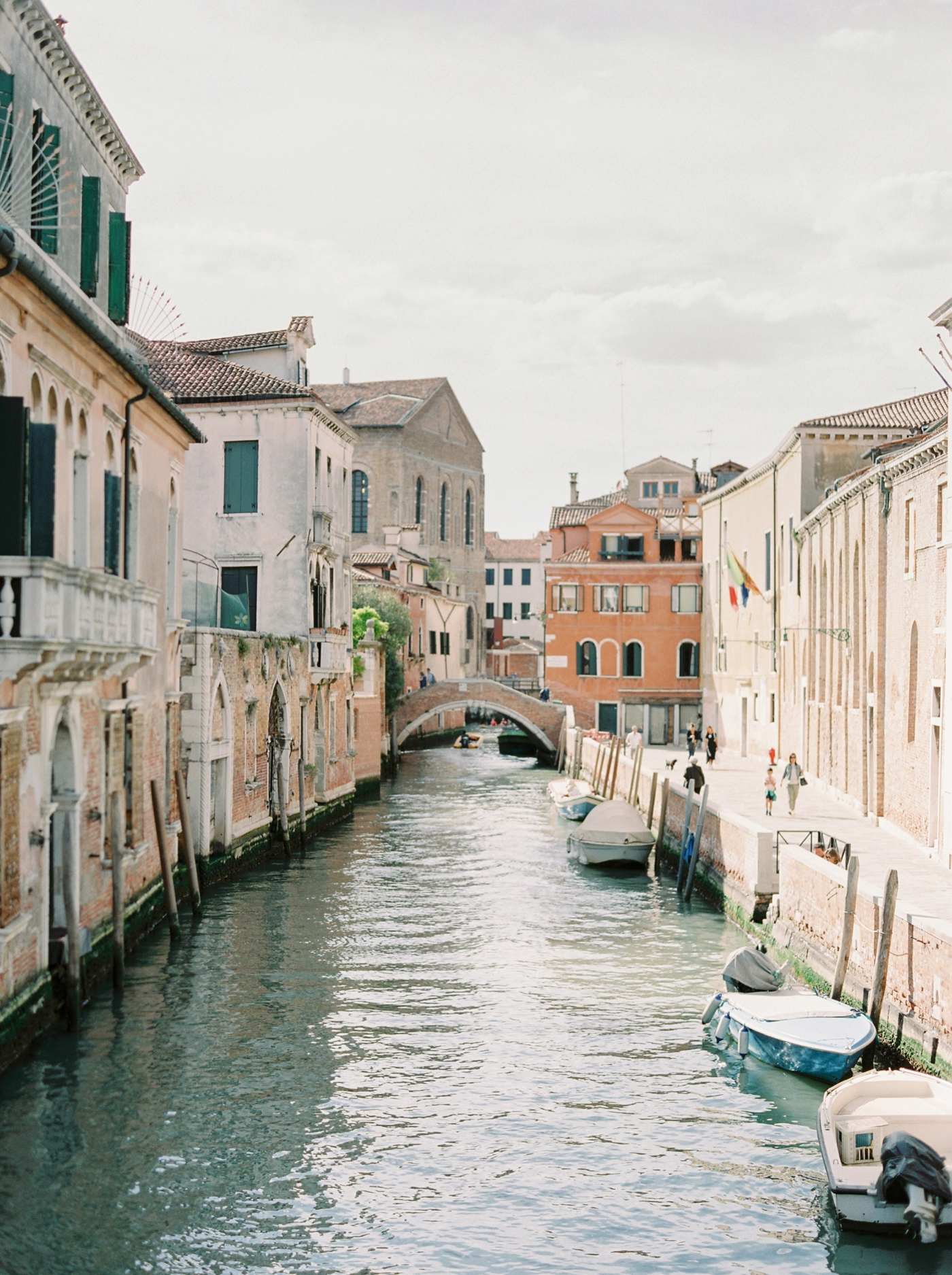 Venice italy wedding photographers | couples honeymoon session | exploring venice canals with film photographer justine milton | travel art prints