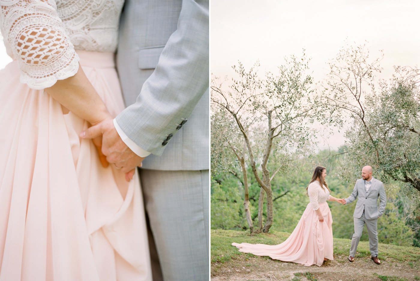 tuscany wedding photographers   bride and groom in a tuscan countryside   justine milton fine art film photographer
