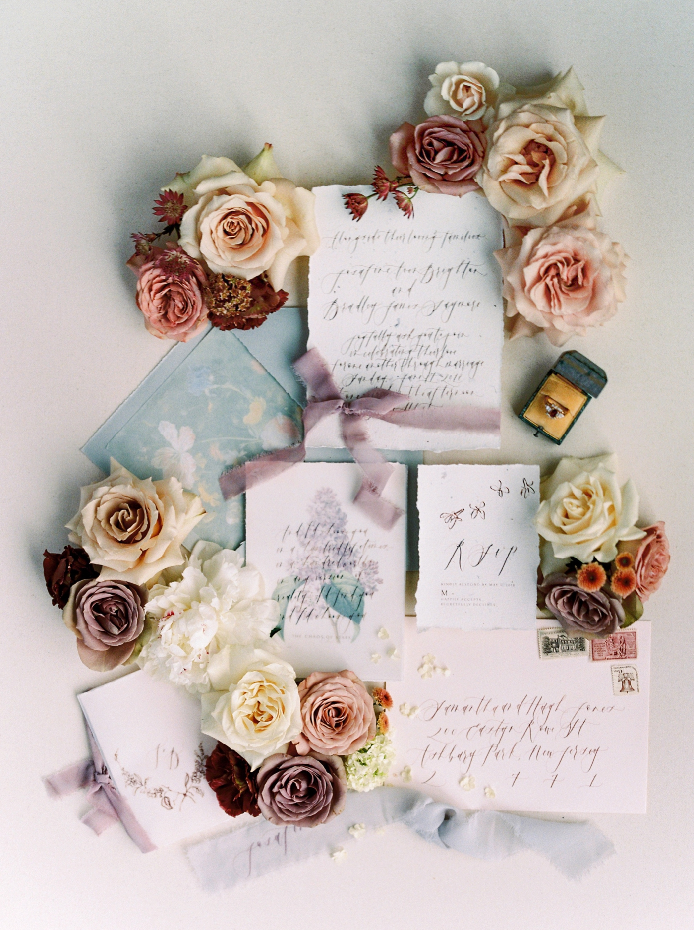 Stacey Foley Design Joy Wed Fine Art Series Photography Workshop | Banff wedding photographers | Rimrock resort wedding | wedding stationery invitations