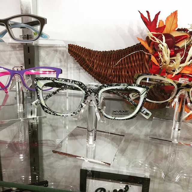 So excited to have X-Ide frames this Fall!