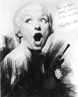 Phyllis Diller during her Purple Onion days. Photo from Google Images