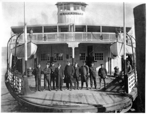 Sausalito Ferry Crew SHS Collection