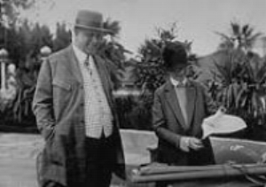 Julia Morgan, who designed Hearst Castle at San Simeon, also worked with Willie Hearst on his plans for a Sausalito castle.  Courtesy Photograph.