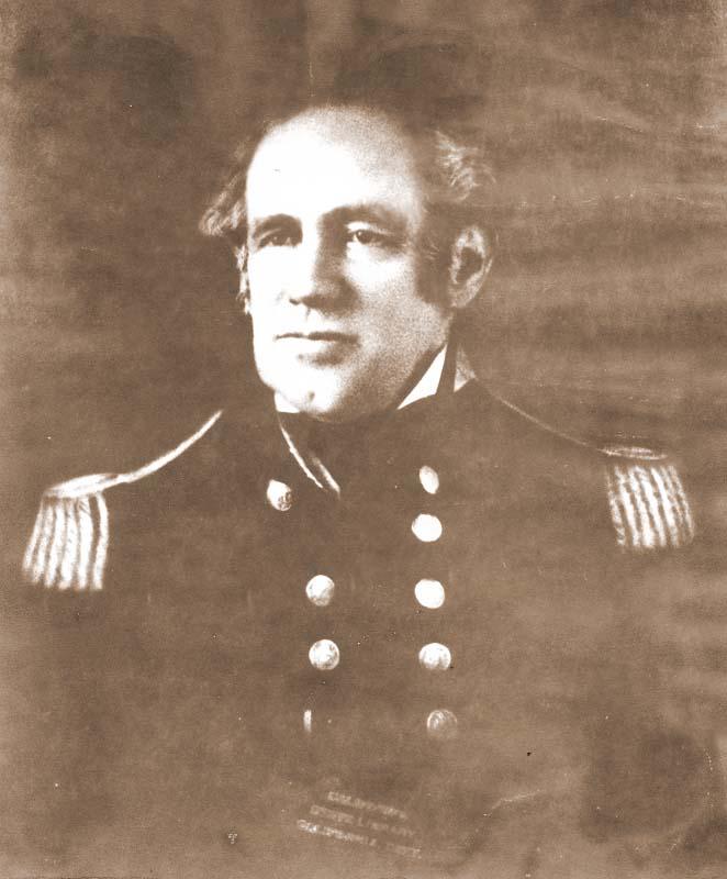 Commodore Jones Courtesy photo