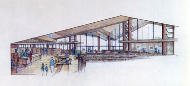 Aaron Green Associates - Project: Sausalito Main Library    Aaron G. Green Associates, Inc.