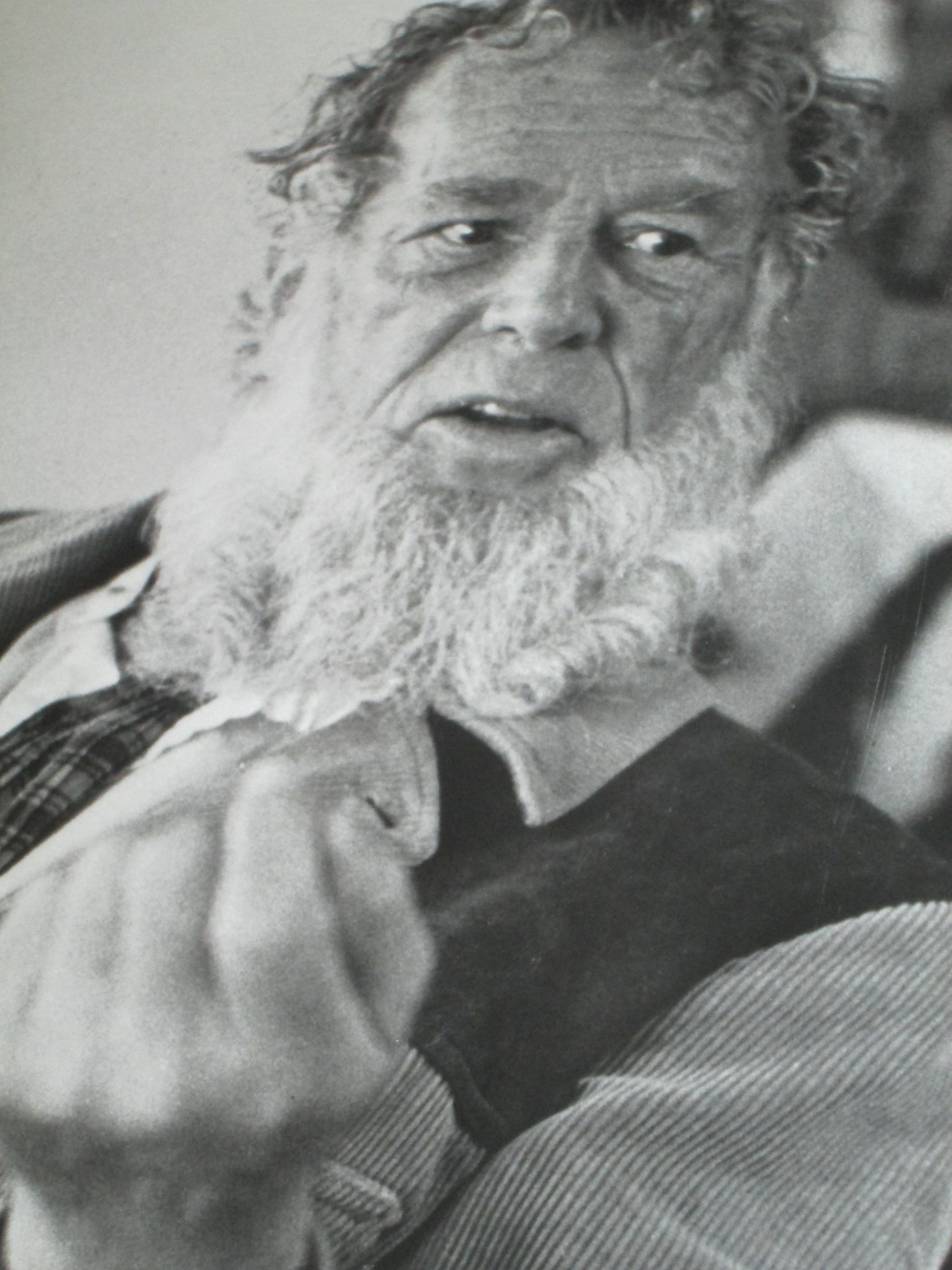 Sterling Hayden, from the archives of the Sausalito Historical Society