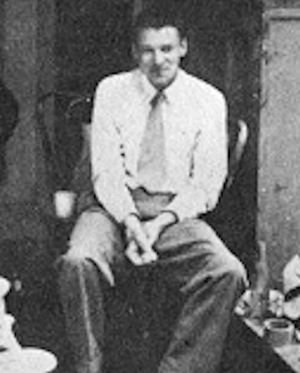 """Richard Diebenkorn became the most famous of the """"Sausalito 6"""" school of artists.  Photo courtesy of Sausalito Historical Society"""
